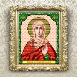 VIA5019. Holy Martyr Galina