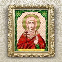 VIA5019. Holy Martyr Galina