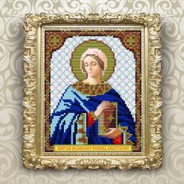 VIA5021. Saint Great Martyr...