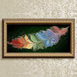 VKA3132. Firebird Feather