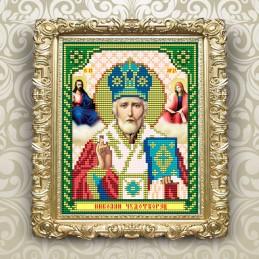 VIA5003. Святий Миколай...
