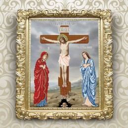 VIA3002. The Crucifixion Of...