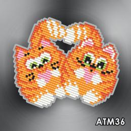 """АТМ36. Magnet baby """"Cats..."""