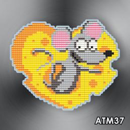 "АТМ37. Magnet baby ""Cheese..."