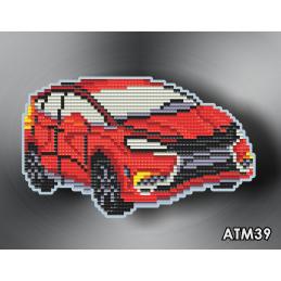 "АТМ39. Magnet children's ""Car"""
