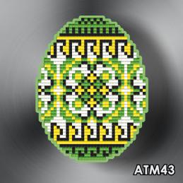 "АТМ43. Pysanka ""Abundance"""