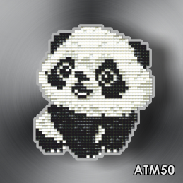 АТМ50. Magnet baby Panda