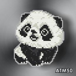 АТМ50. Магнит детский «Панда»