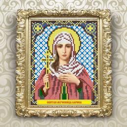 VIA5028. Holy Martyr Larisa