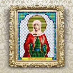 VIA5029. Holy Martyr Alla