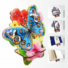 APM-04. Бабочка и Орхидея