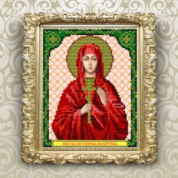 VIA5036. Holy Martyr Valentine