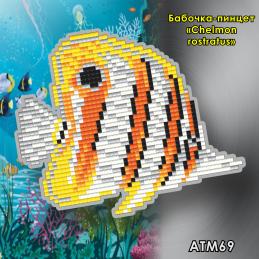 ATM69. Children's magnet...
