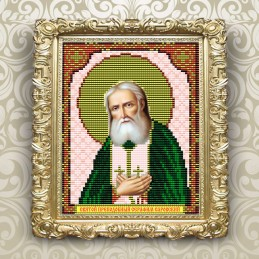 VIA5055. St. Seraphim Of Sarov