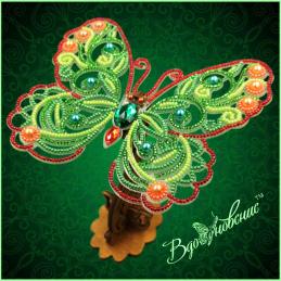 BGP-085. 3d Ажурний метелик