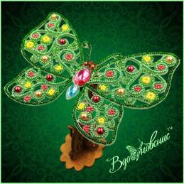 BGP-087. Openwork 3d butterfly