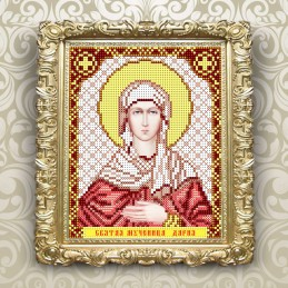 VIA5062. Holy Martyr Daria