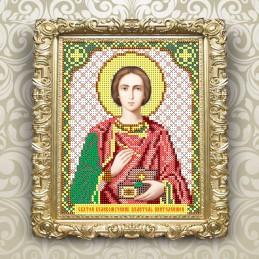 VIA5068. Святой Великомученик Целитель Пантелеймон