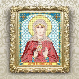 VIA5074. Holy Martyr Lydia