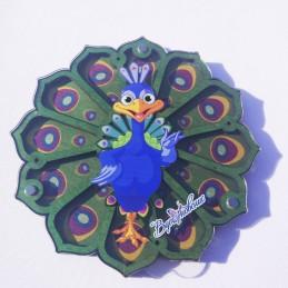 "ORG002. Organizer ""Peacock..."