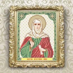 VIA5156. Holy Prophetess Anna