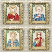 christian icons named, 135х170mm