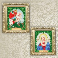 christian icons, 140х180мм