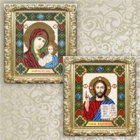 christian icons, 200х245мм